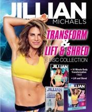 Jillian Michaels Deluxe Vol 6 | DVD