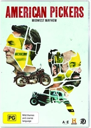 American Pickers - Midwest Mayhem | DVD
