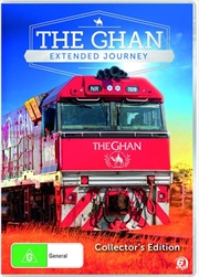 Ghan - Extended Journey - Collector's Edition, The | DVD