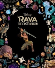 Disney Classic Collection Raya and the Last Dragon | Hardback Book