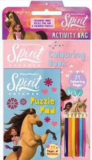 Spirit Untamed - Activity Bag | Books