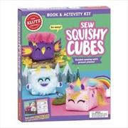 Sew Squishy Cubes - Klutz | Books