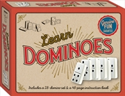 Learn Dominoes 2020 Ed | Books