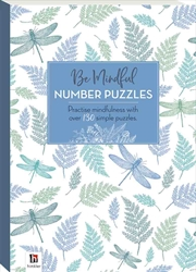 Be Mindful Number Puzzles | Books