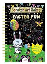 Scratch Art Makes Easter Fun | Books