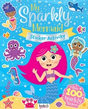 My Sparkly Mermaid Sticker & Activity   Books