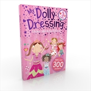 Sticker & Activity Pack Dolly Dressing | Books