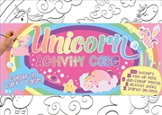 Colour & Carry Activity Kit Unicorn Activity Case | Books