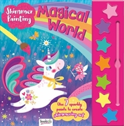 Shimmer Painting Magical World | Books