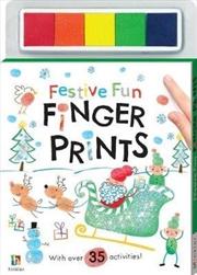 Festive Finger Prints Kit | Books