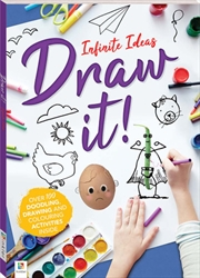 Infinite Ideas: Draw It! | Books
