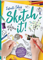 Infinite Ideas: Sketch It! | Books