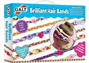 Brilliant Hair Bands   Books