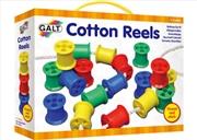 Cotton Reels | Books