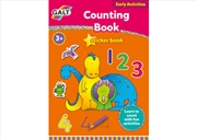 Counting Sticker Book | Books