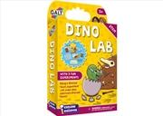 Dino Lab | Books
