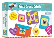 First Cross Stitch | Books