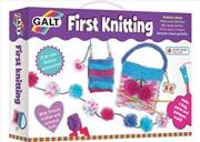 First Knitting | Books