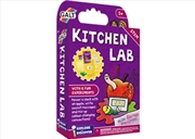 Kitchen Lab | Books