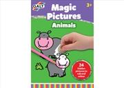 Magic Pictures Animals | Books