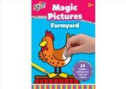 Magic Pictures Farmyard | Books