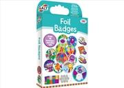 Foil Badges | Books