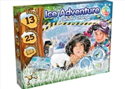 Climate Change Ice Adventure | Books