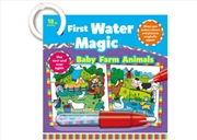 Water Magic Baby Farm Animals | Books