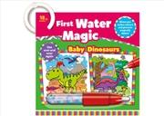 Water Magic Baby Dinosaurs | Books