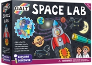 Space Lab | Books