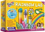 Rainbow Lab | Books