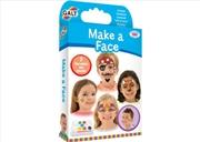 Make A Face | Books