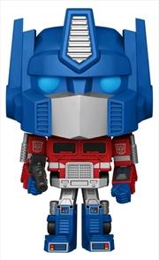 "Transformers - Optimus Prime 10"" US Exclusive Pop! Vinyl [RS] | Pop Vinyl"