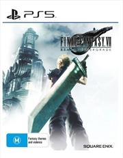 Final Fantasy 7 Remake Intergrade | Playstation 5