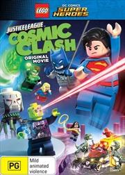 LEGO - Justice League - Cosmic Clash | DVD