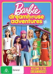 Barbie - Welcome to the Dreamhouse! - Vol 1 | DVD
