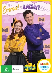 Wiggles - The Emma and Lachy Show | DVD