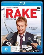 Rake - Series 5 | Blu-ray