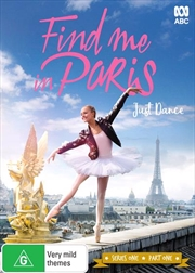 Find Me in Paris - Season 1 - Part 1   DVD