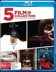 Conjuring Universe | 5 Pack, The | Blu-ray