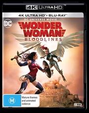 Wonder Woman - Bloodlines | Blu-ray + UHD | UHD