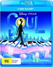 Soul | Blu-ray