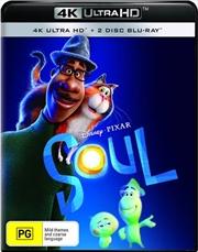 Soul | Blu-ray + UHD | UHD