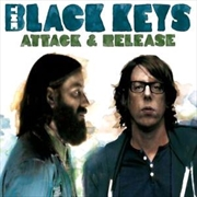 Attack And Release | CD