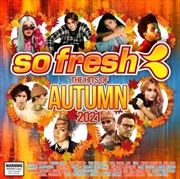 So Fresh - Hits Of Autumn 2021 | CD