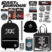 Fast And Furious Showbag | Merchandise