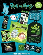 Rick And Morty Showbag | Merchandise