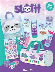 Sloth Showbag | Merchandise