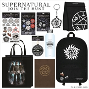 Supernatural Showbag | Merchandise