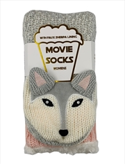 Silver Fox - Movie Socks | Apparel